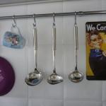 Minha cozinha é…