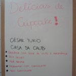 Evento da Casa: delícias de cupcake