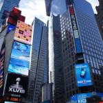 Uma volta pela Times Square
