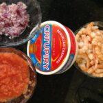 Receita do dia: camarão com catupiry
