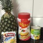 Receita do dia: gelado de abacaxi