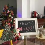 Criatividade para decorar a mesa de Natal