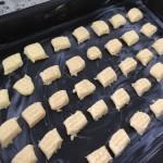 Sequilhos de coco sem açúcar