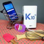 Testado e aprovado: LG K10