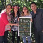 Espalhe o amor: 4 anos de blog