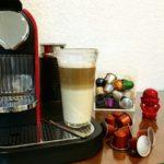 Maíz Latte: receita com o novo Nespresso