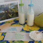 Casa com Estilo: suco de coco