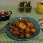 Casa com Estilo: Dadinhos de tapioca