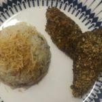 Receita do dia: filé de frango com crosta de lemon pepper