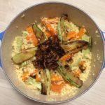 Receita do dia: cuscuz marroquino com legumes