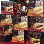 Churros e brigadeiro: as novidades de Natal da Arcor