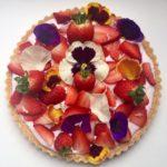 A torta de flores da Bru