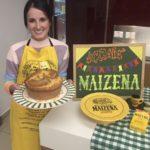 Bolo fofo com Maizena: bolo prático de milho