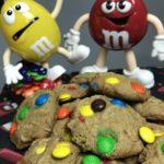 Cookies de  M&M's