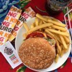 Burger King, agora em casa!