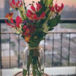 Para alegrar a casa, Flor da Cidade