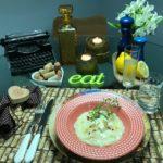 Receita do dia: risoto de brie com limão siciliano