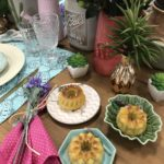 As comidas do jardim para a mesa