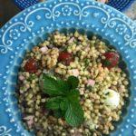 Salada de fregola