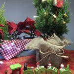 Vídeo novo: mini pinheiro de Natal