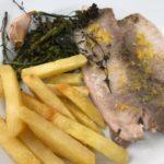 Cheftime: tilápia em crosta cítrica