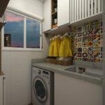 Vídeo novo: tour pela lavanderia ~ antes da obra