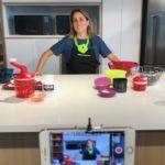 Vídeo novo: receita na cozinha Tupperware