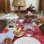 Confraria: uma mesa de fondue para o frio