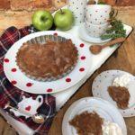 Confraria: torta clássica de maçã