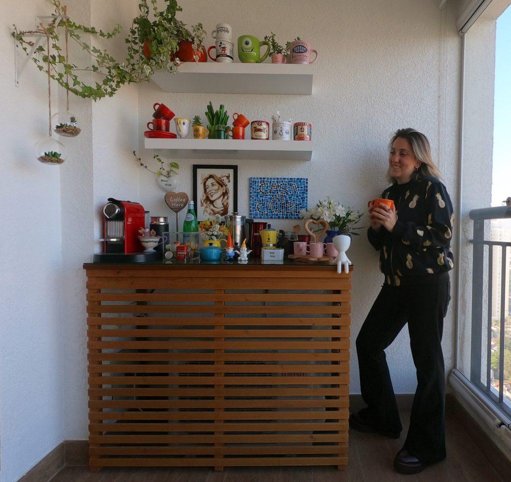 meu cantinho do café com plantas