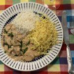 Receita do dia: strogonoff vegetariano