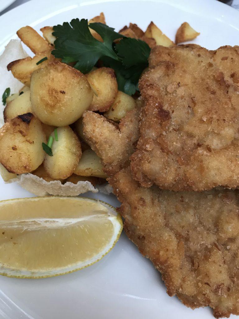 Tradicional prato alemao