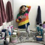 Vídeo novo: vem comigo no tour pelo banheiro