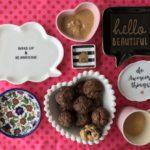 Cookies de cacau e amêndoa da nutri