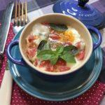 Novidade dia: receita de ovos na cocotte