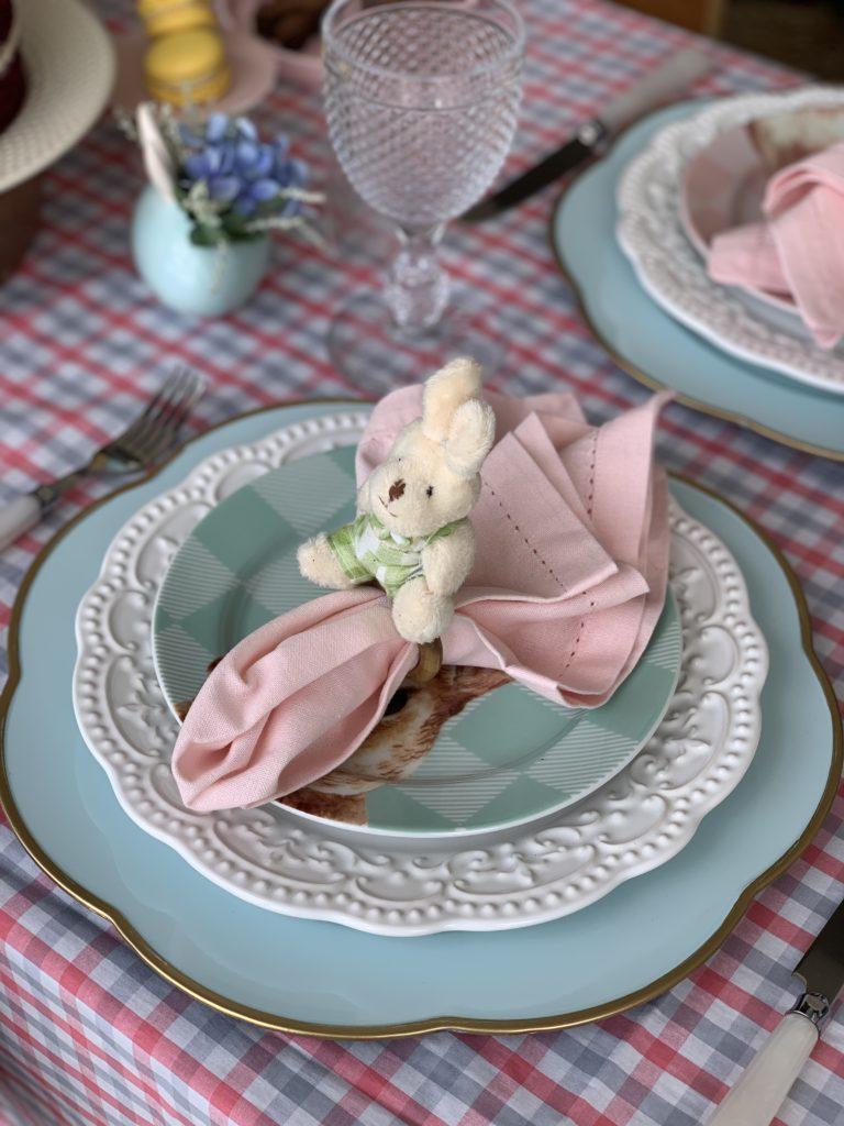 Tendências de decoração à mesa de Páscoa