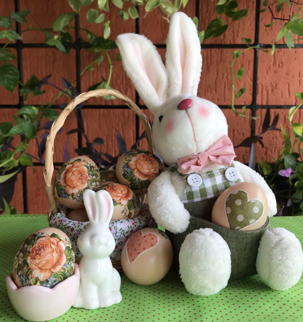 ovos estampados  3 sugestões de faça você mesmo para a Páscoa