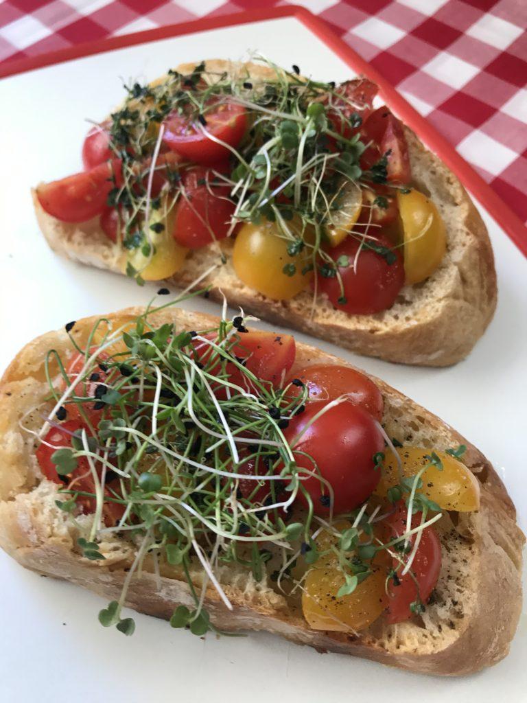 Plantas perfeitas para uma alimentação natural e fresca