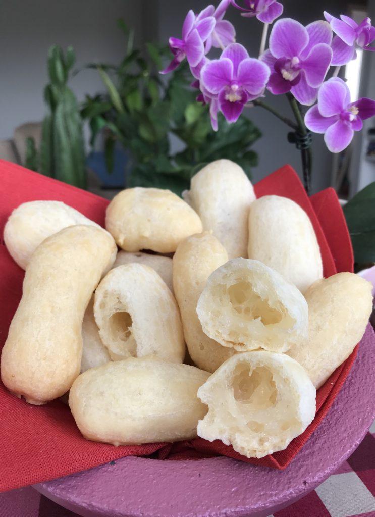receita do dia: biscoito de polvilho caseiro