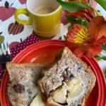 Receita do dia: bolo de maçã sem açúcar