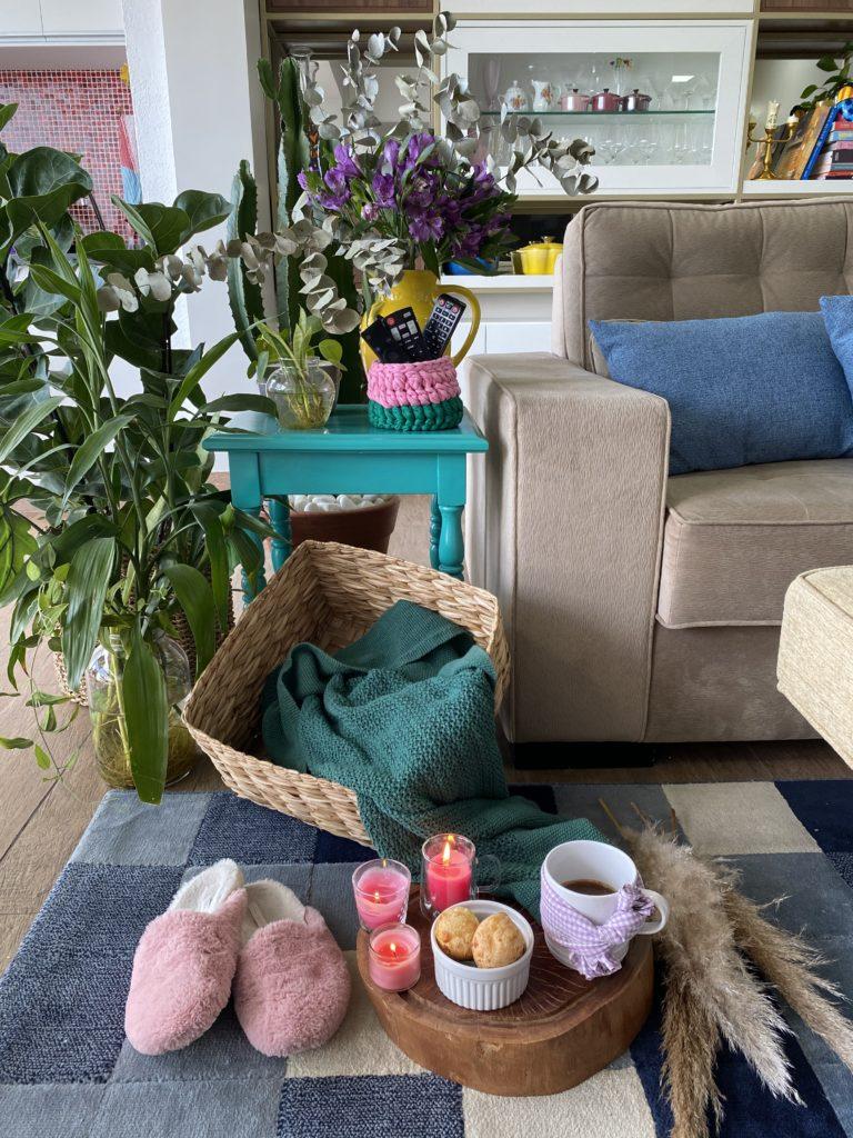Como decorar a casa para o inverno sem gastar nada