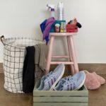 Como montar um cantinho para higienização em casa
