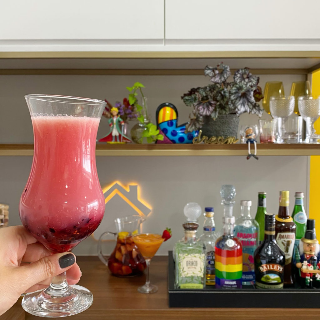 3 receitas de drinks sem álcool