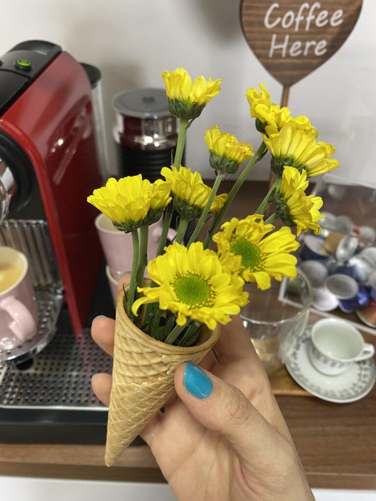 DIY de vasos para decorar com flores
